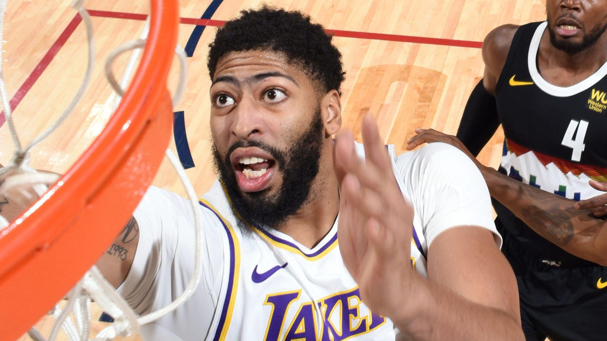 Anthony Davis And Giannis Antetokounmpo Ensure Lakers Bucks