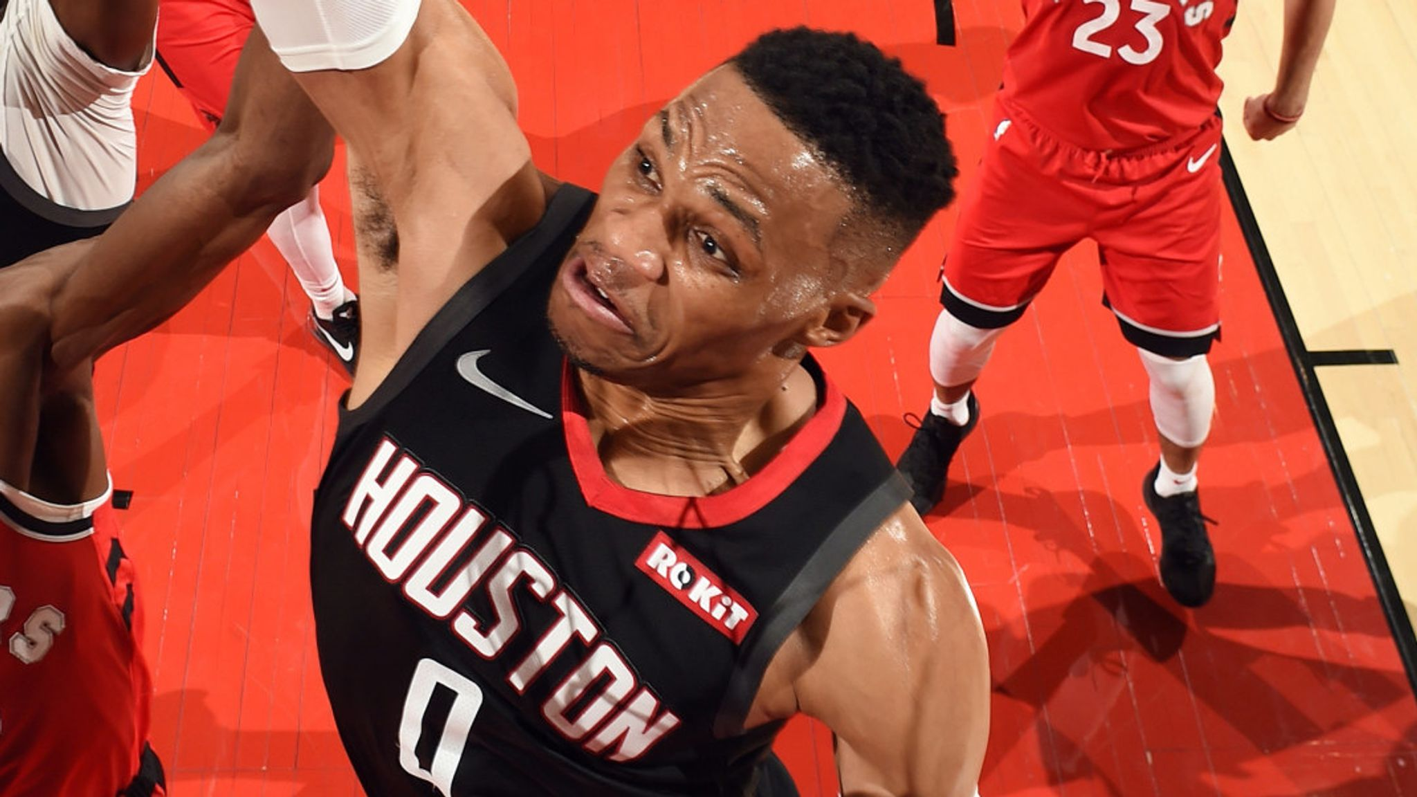 Houston Rockets snap road losing streak with win over Toronto Raptors