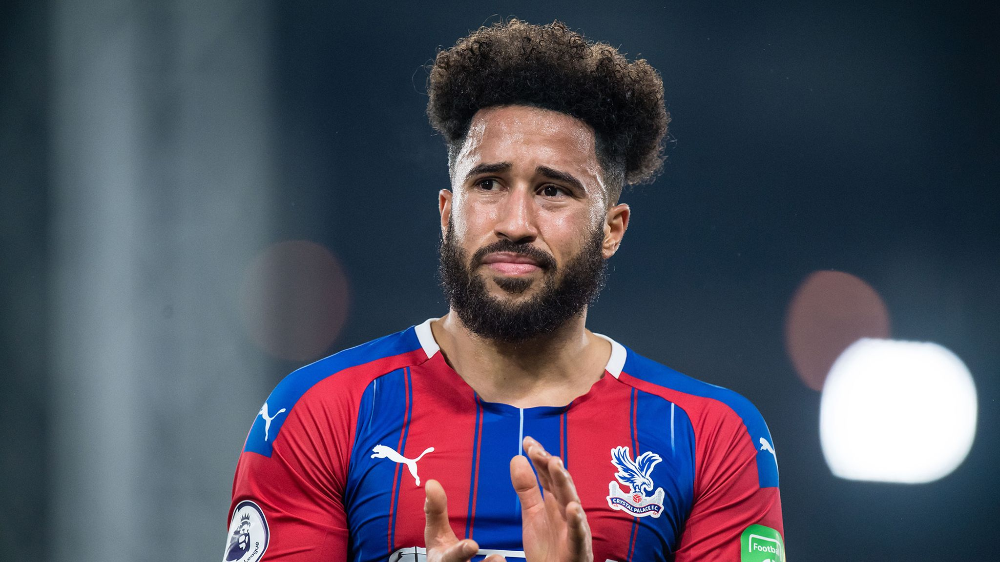 Andros Townsend: Crystal Palace winger unhappy with treatment of  footballers | Football News | Sky Sports