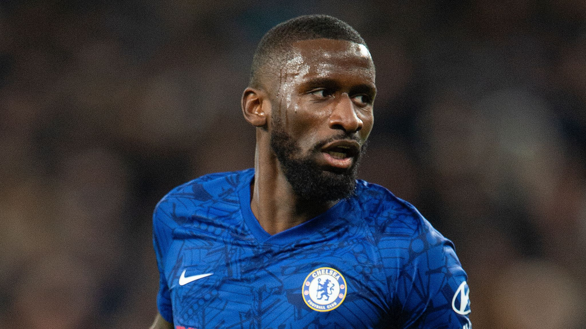 Antonio Rudiger alleged racist abuse investigation ended by Metropolitan Police   Football News   Sky Sports