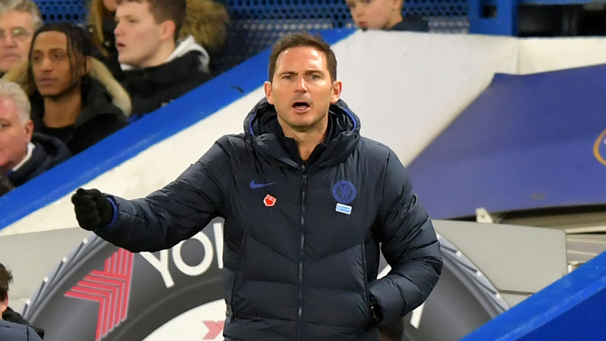 Frank Lampard criticises Chelsea's lack of personality in Bournemouth defeat