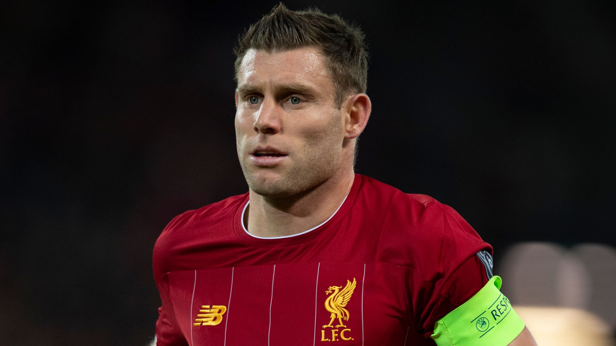 James Milner signs Liverpool contract extension until 2022
