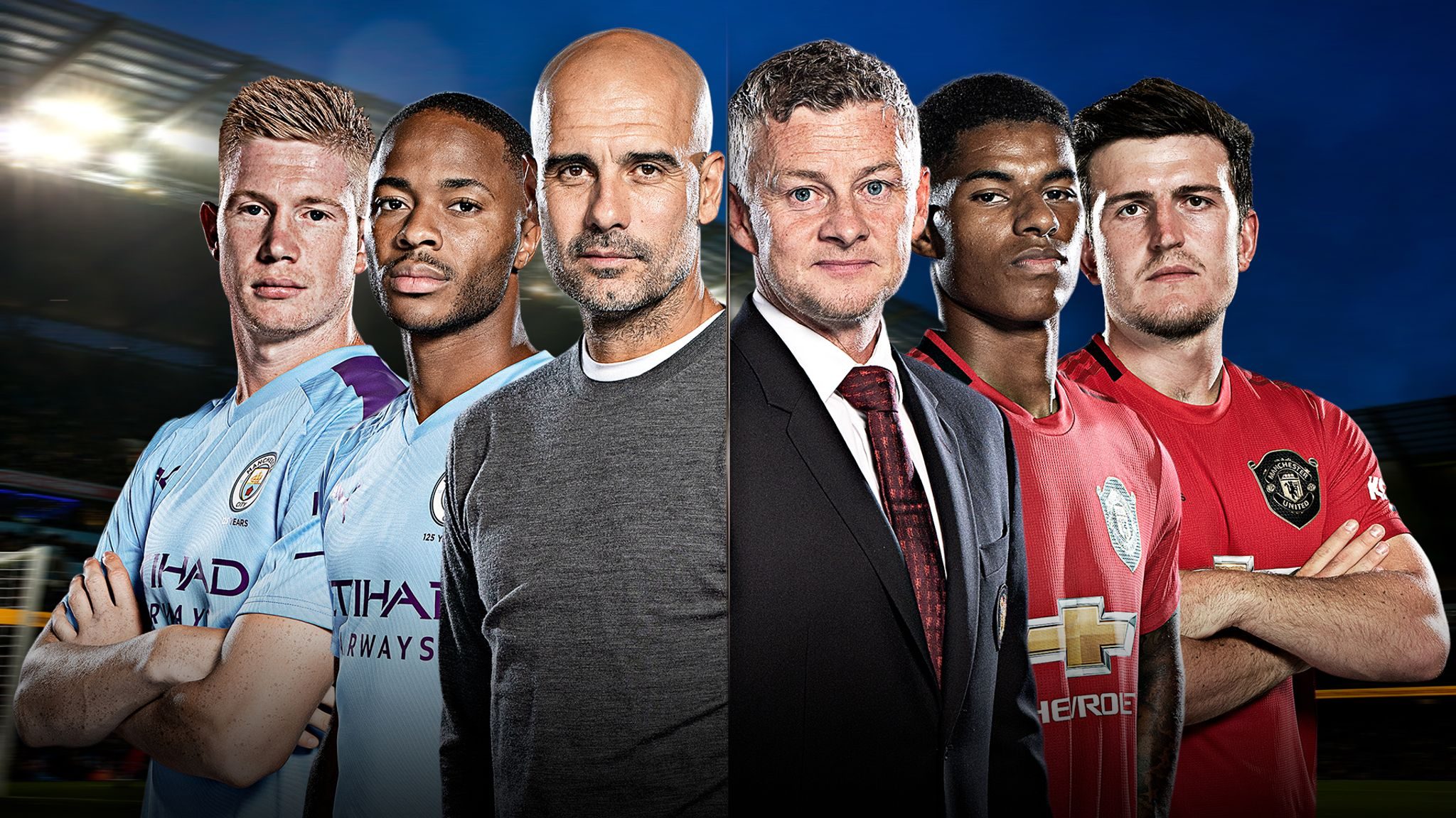 Manchester derby on Sky Sports: Who will land the knockout blow ...