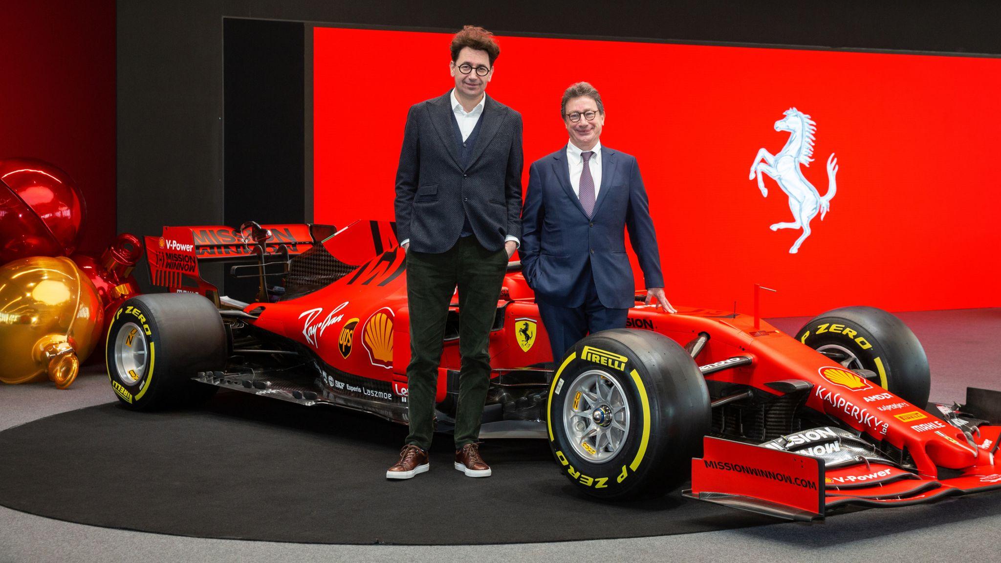 Ferrari chiefs discuss Sebastian Vettel's future and F1 2019 lessons