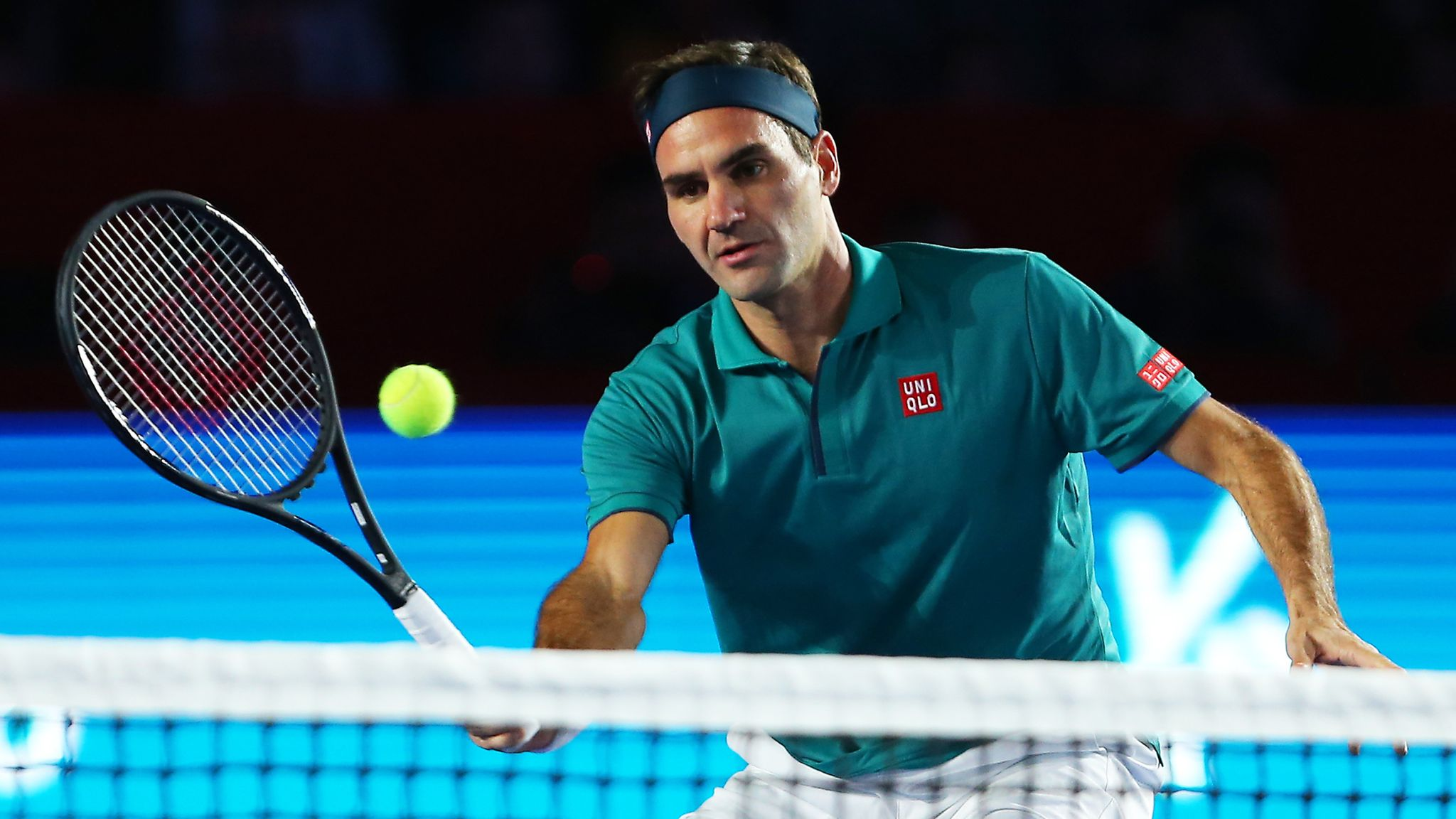 Roger Federer admits he suffered a 'bit of a breakdown' in Colombia after cancelled match