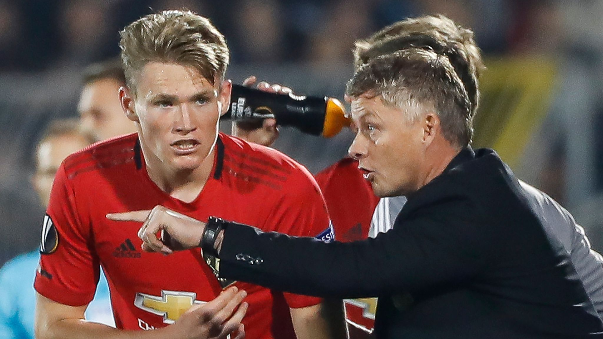 Scott McTominay: Manchester United's 'best player' leading the way as Jose Mourinho praises him