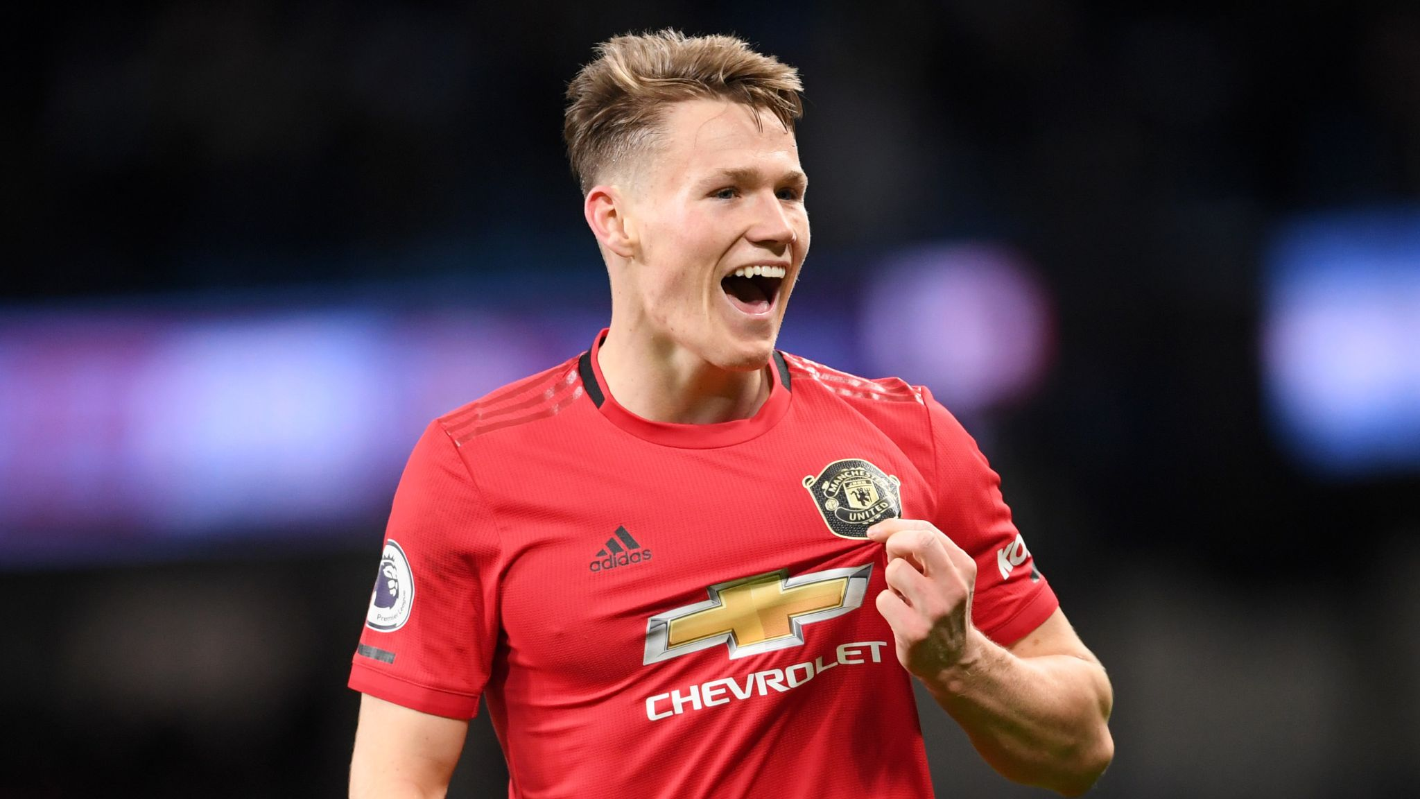 Scott McTominay: Manchester United's 'best player' leading the way as Jose  Mourinho praises him | Football News | Sky Sports