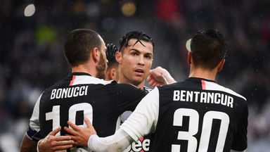 fifa live scores - Cristinao Ronaldo nets first Juventus goal since October in win - European round-up