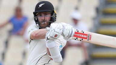 Kane Williamson, New Zealand, Test vs England in Hamilton