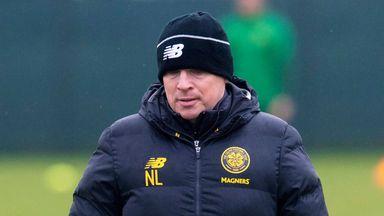 Lennon praises 'relentless' Celtic