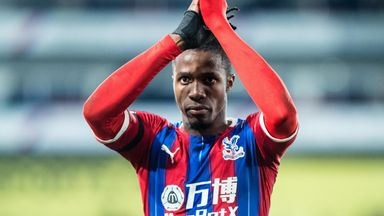 'Zaha deserves new challenge and top club'