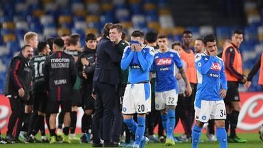 fifa live scores - Napoli players fined for missing training camp offered support by union FIFPro