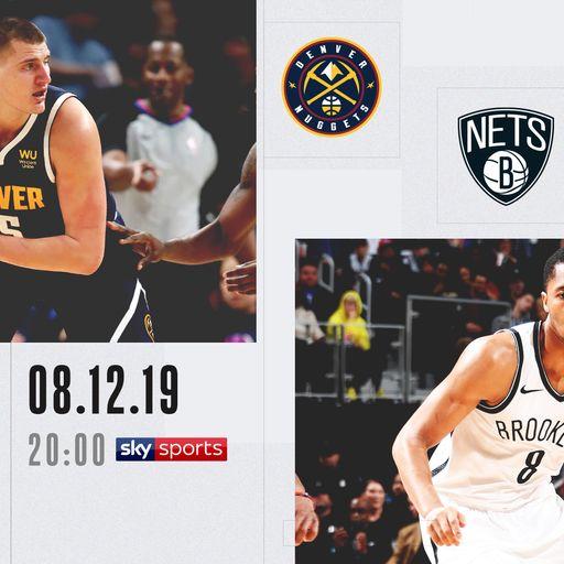NBA Sunday Primetime on Sky Sports