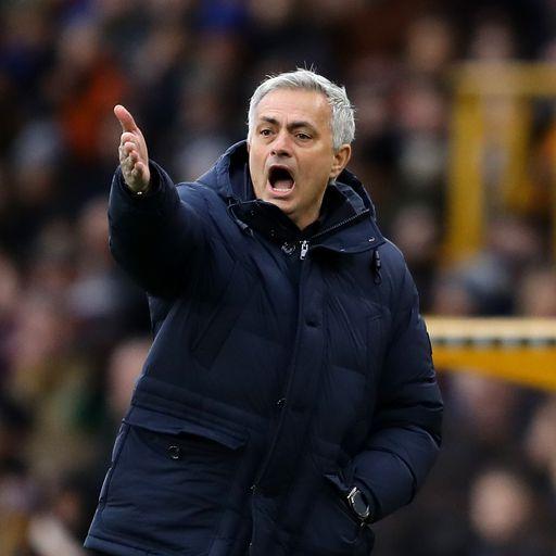 Mourinho: I'm 100 per cent Tottenham