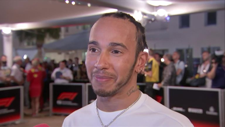 Lewis Hamilton looks back at the season finale race and claims 2019 was Mercedes' biggest year of growth