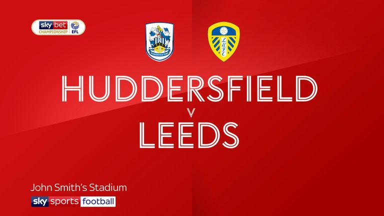 Highlights of the Sky Bet Championship match between Huddersfield and Leeds.