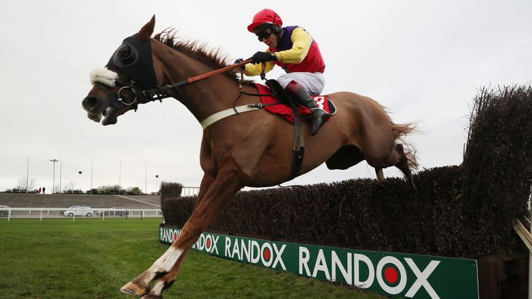 Native River and Richard Johnson win at Aintree