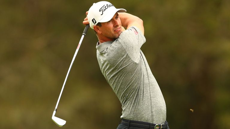 Scott last won the Australian PGA Championship in 2013