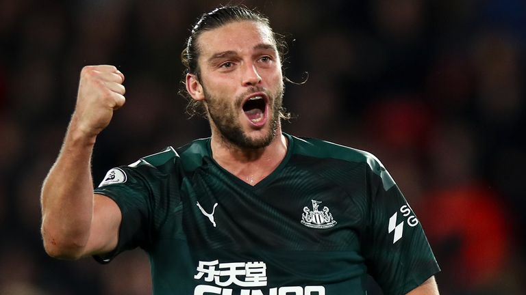 Andy Carroll made a positive impact at Sheffield United on Wednesday