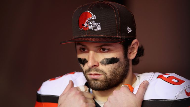 Baker Mayfield had a dissapointing second season for the Browns