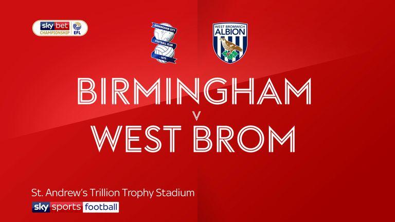 Birmingham West Brom