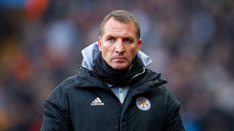 Brendan Rodgers has stressed the importance of cup competitions to his Leicester players
