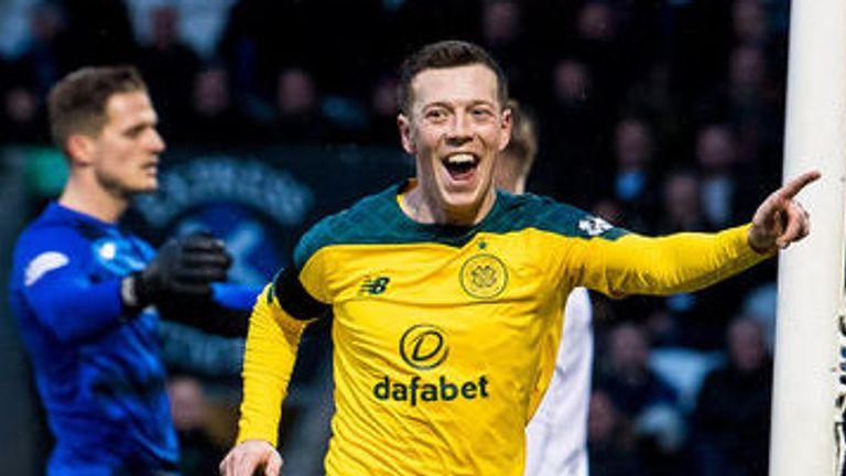 Callum McGregor netted the opener for Celtic