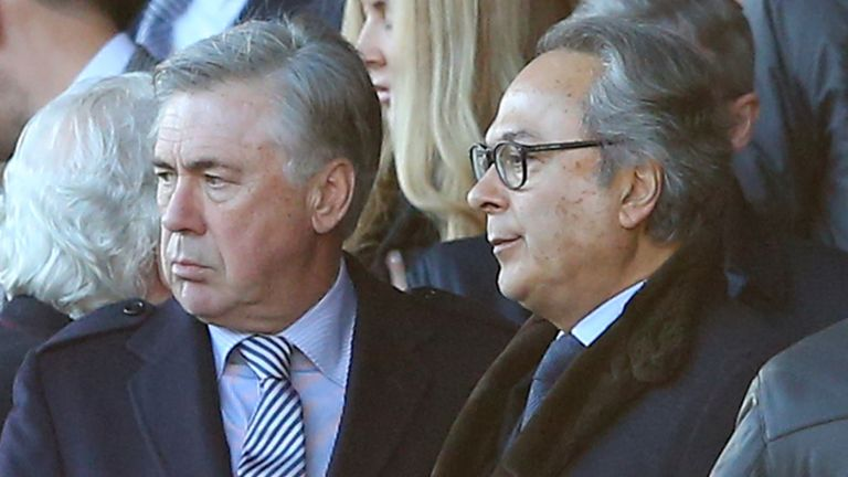 We assess the main issues on Carlo Ancelotti 's to-do list at Everton...
