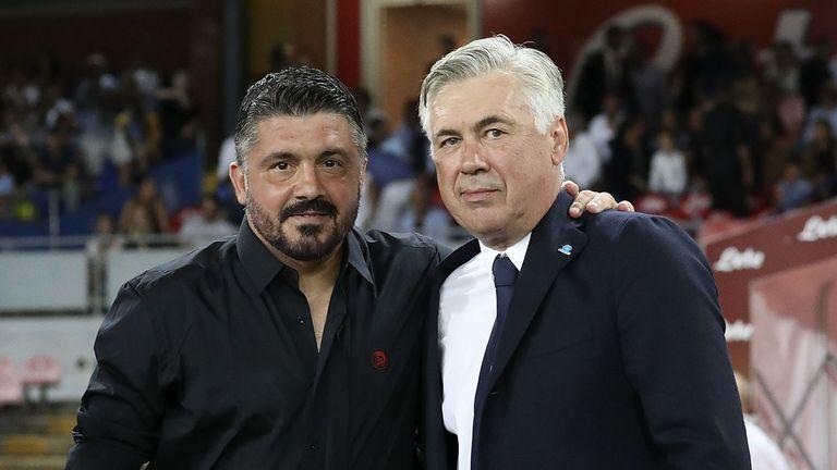 Gennaro Gattuso could replace Carlo Ancelotti at Napoli