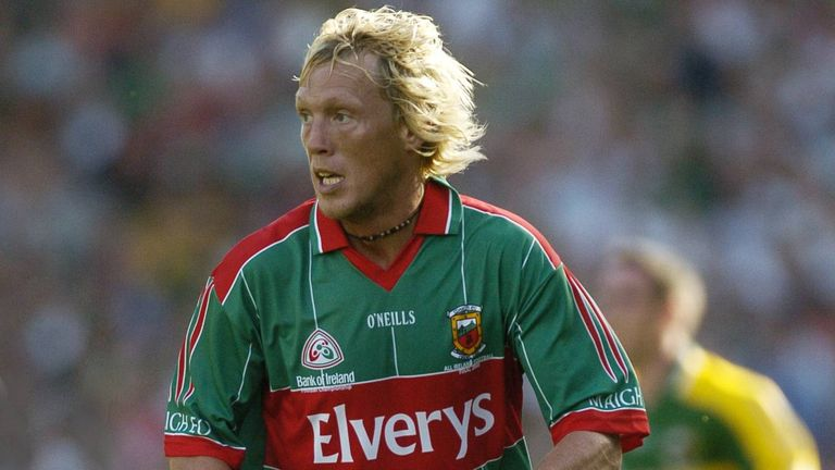 Mayo legend McDonald has joined the backroom team