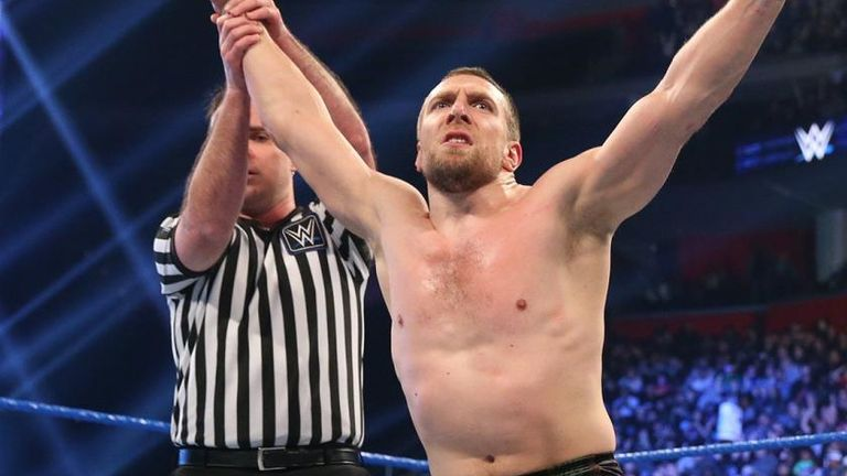 Daniel Bryan will get a shot at the Universal champion The Fiend at Royal Rumble