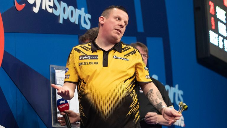 If Chizzy gets his finishing right, he knows he'll be a match for anyone