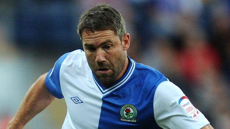 Former Blackburn midfielder David Dunn has been placed in temporary charge of Blackpool