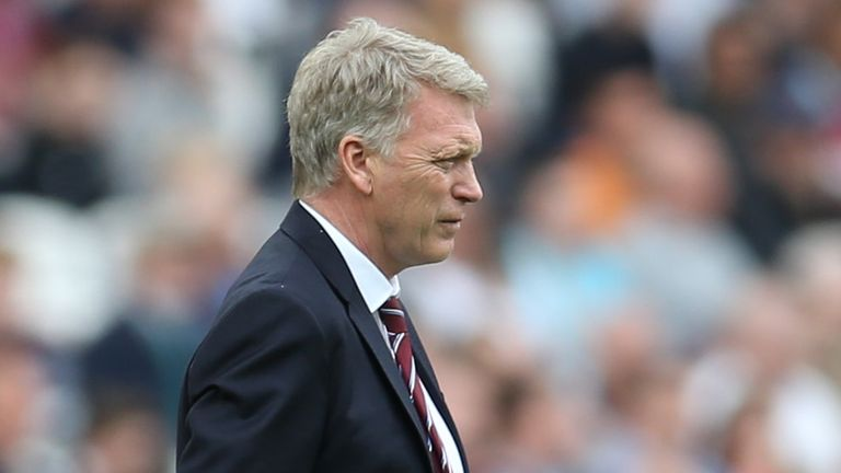 David Moyes has re-joined West Ham United, succeeding Manuel Pellegrini on an 18-month contract