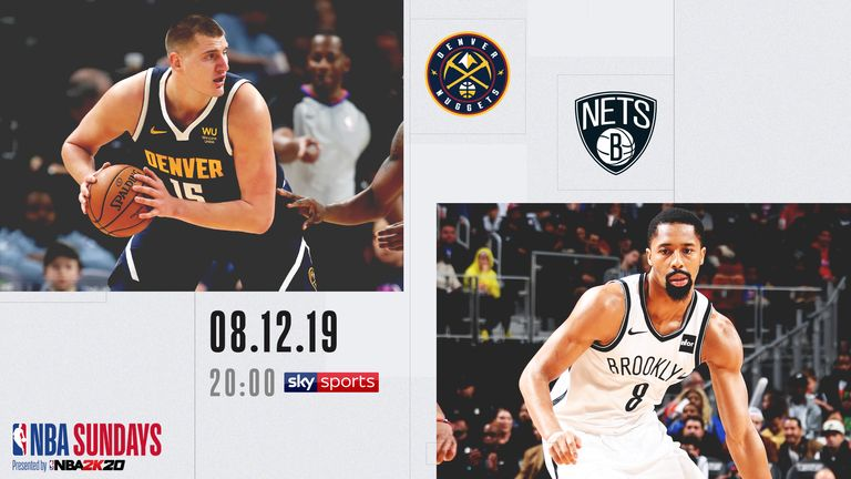 NUGGETS @ NETS