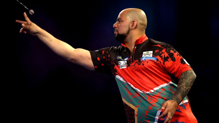 Devon Petersen Darts
