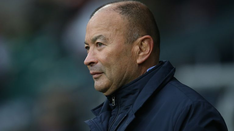 England in 'no rush' to extend Eddie Jones's contract, says RFU chief