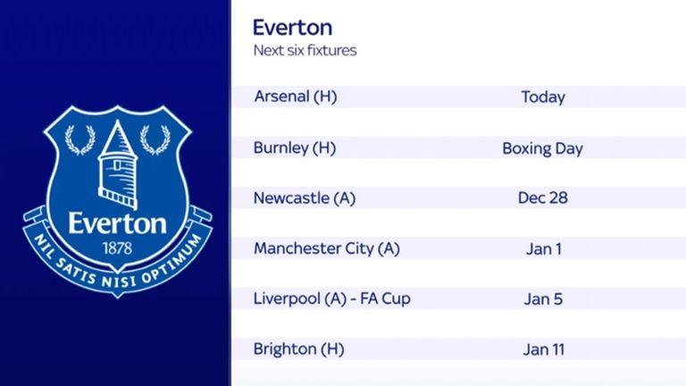 Everton FC Armband Charm Wappen