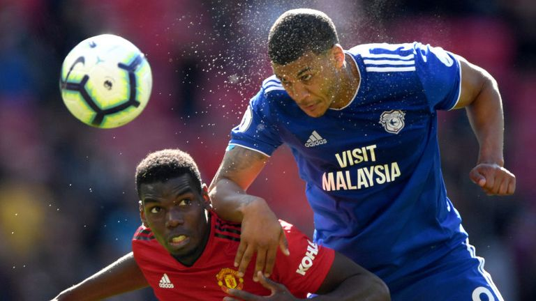 Manchester United's season ended with a dispiriting home defeat to Cardiff