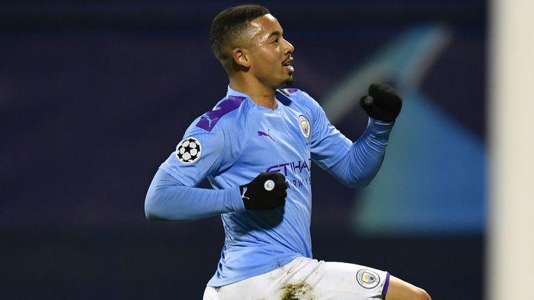 Din Zagreb 1 4 Man City Match Report Highlights