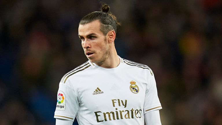 Gareth Bale was unable to inspire Real Madrid to victory over Athletic Bilbao