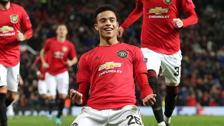 Mason Greenwood Could Start Under Ole Gunnar Solskjaer