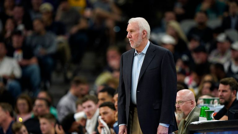 Gregg Popovich is using every trick he has at his disposal - but still the Spurs keep losing