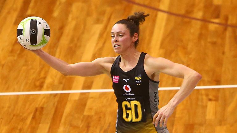 Wasps Netball's pre-season included a productive trip to New Zealand to play in Super Club