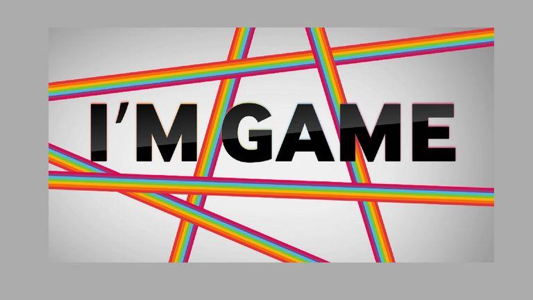 I'm Game, Rainbow Laces