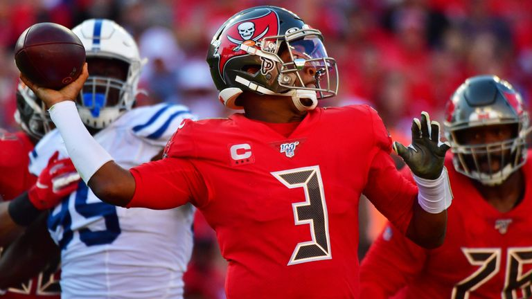Winston still holds the record as the youngest player in NFL history to reach 4000 passing yards after achieving the feat aged 21 years and 363 days