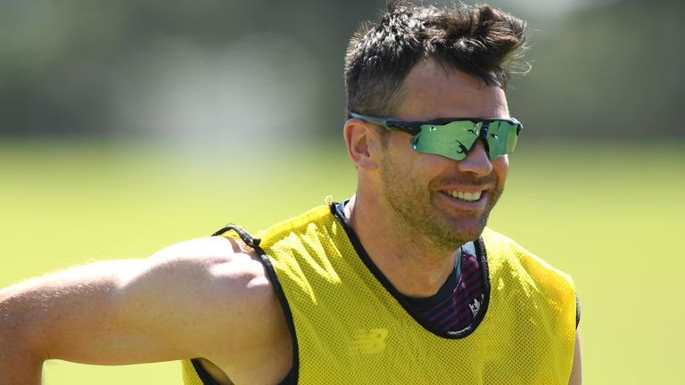 James Anderson becomes first pacer to play 150 Tests
