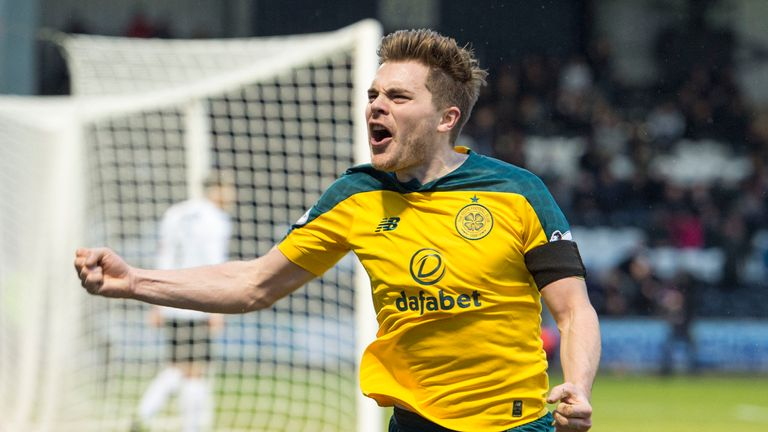 James Forrest doubled the Bhoys' lead