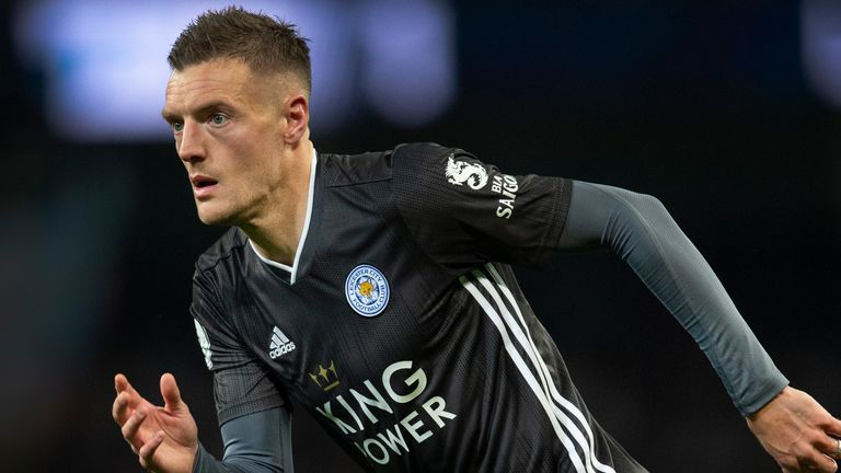 Jamie Vardy says Leicester players are confident in their own ability