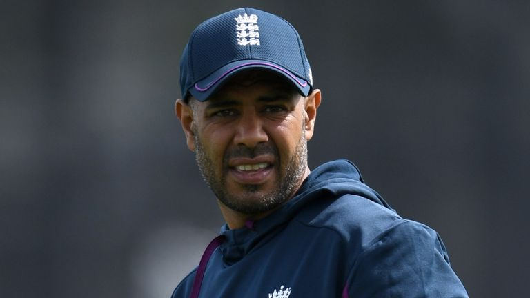 Jeetan Patel has been appointed England spin bowling consultant
